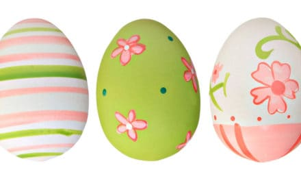 Painted Eggs   by Mary Beth Laraway Conlee