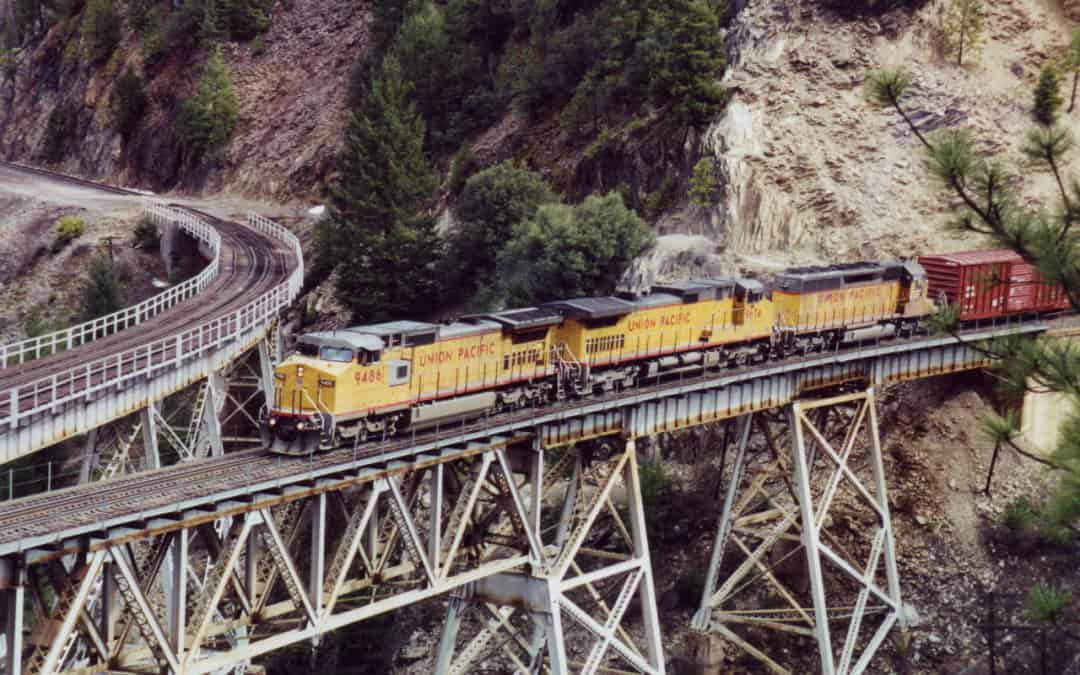 7 Wonders of the Railroad World