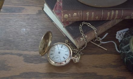 Time Throughout Time, Antique Time Pieces