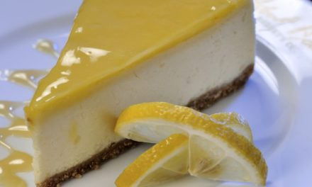 Ruth Underberg's Champion Lemon Cheesecake