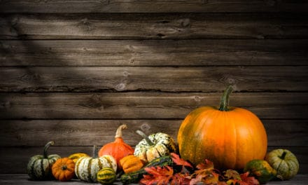 Fall Decor From Pumpkins, Squash & Gourds