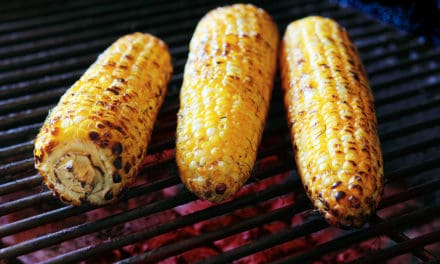 Sweet Grilled Corn on the Cob