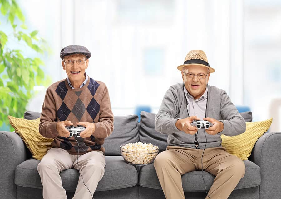 Linking Generations with Video Games