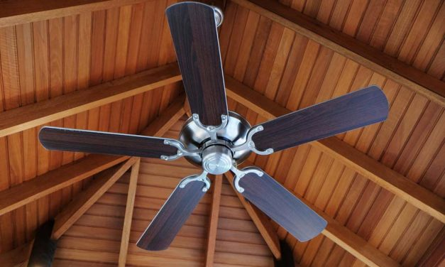 Tooling' Around with J – Installing a New Ceiling Fan