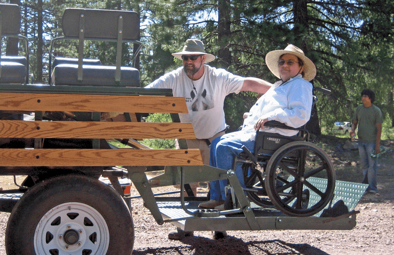 Access Adventure: Challenging the Limits of Disability