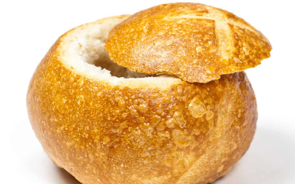 Mike's Bread Bowl and Dip Recipe