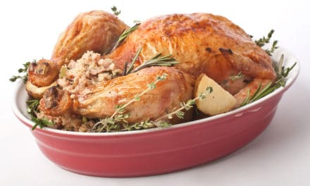 Step-by-Step Turkey With Stuffing