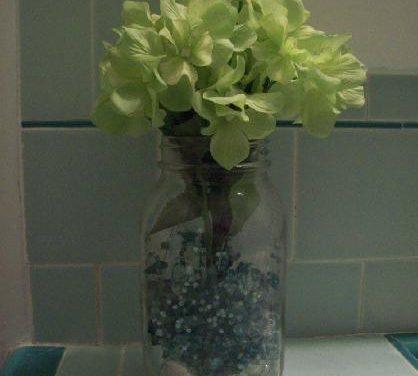 Spring Bloom Jar