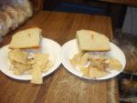 Turkey Temptation Sandwich