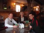 Phil Bryant, Jane Medici, Ross Macy