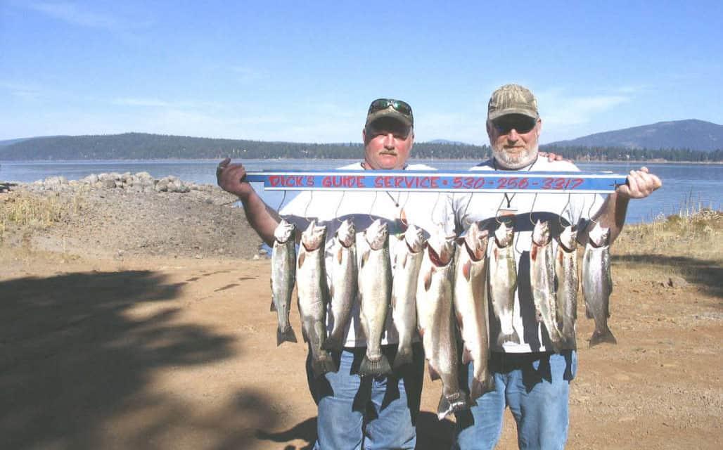 Lake Fishing Heats Up in September
