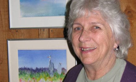 Meet the Artist – Jacquie Cordova
