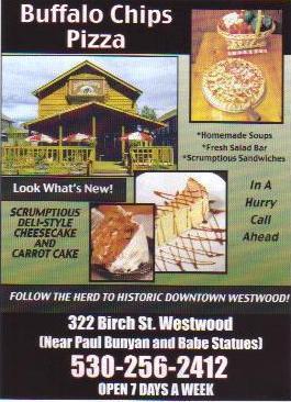 Fine Dining In Lassen County