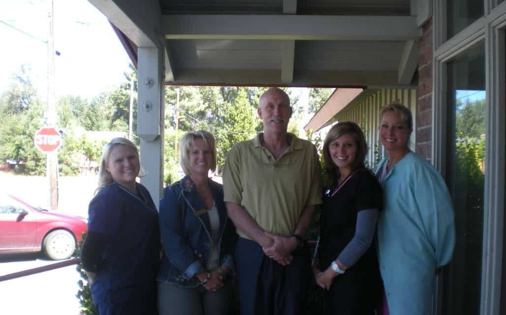 Chester Welcomes Dr. Brent Webb DDS
