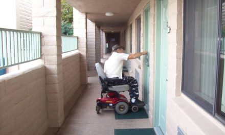 Redding's Best Western Plus Hilltop Inn Wheelchairs Welcome