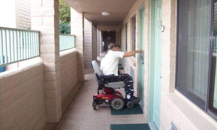 Redding's Best Western Plus Hilltop Inn Wheelchairs Welcome