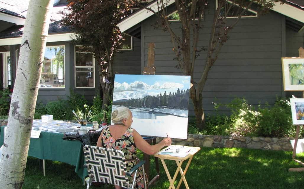 Meet the Artist–Karin Urquhart