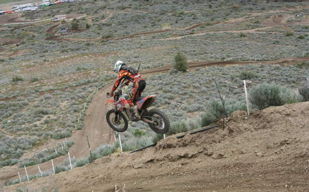 Dirt Biking at Fort Sage Recreation Area – BLM – Lassen County