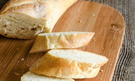 PARMESAN CRUSTED BAGUETTE RECIPE