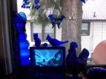 Cobalt kitchen critters