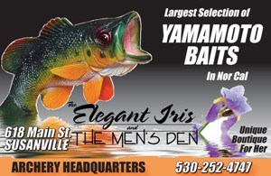 Elegant Iris Susanville Ca 530-252-4747 Hunting Fishing Supplies Gift Shop WebDirecting.Biz