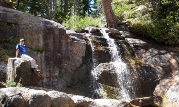 A Hike To Shirley Lake at Squaw