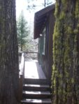 Our back deck