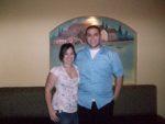 Jason Shabar and his girl