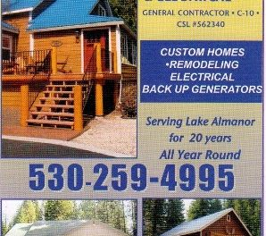 CST Construction Chester Ca 530-259-4995 Contractors Plumas County WebDirecting.Biz
