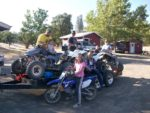 The Dunn Family of Red Bluff, Ca and their toys.