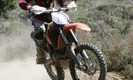 Dirt Bike Riding with Ross