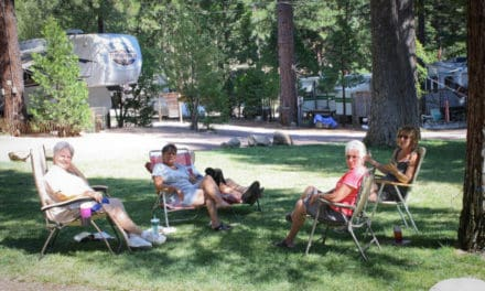 A Stay On the East Shore, Lake Haven Resort, Lake Almanor