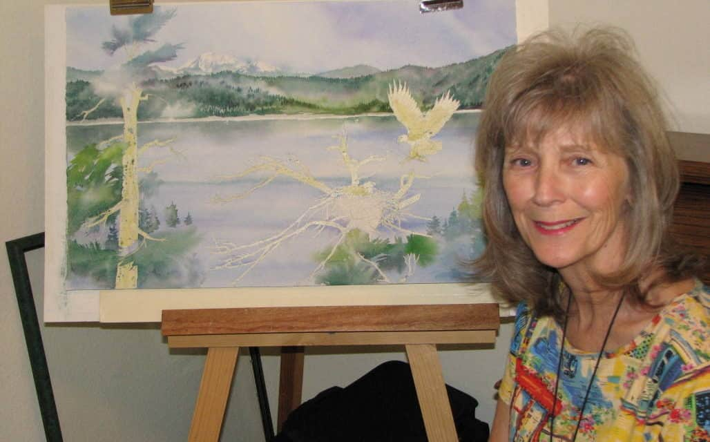 Meet the Artist: Sylvia Smith
