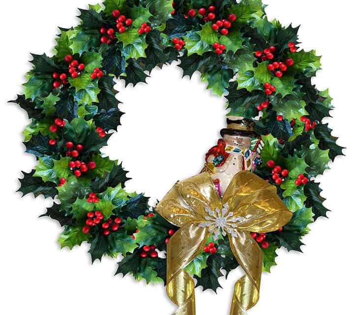 Holly-day Wreathmaking