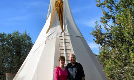 The Tale Of The Tipi