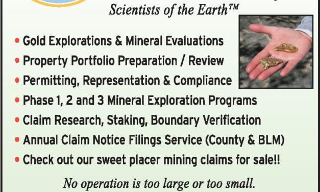 Advanced Geologic Exploration Chester, CA 530-258-4228 WebDirecting.Biz