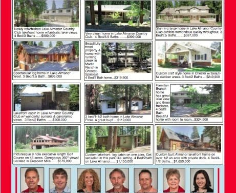 Lake Almanor Brokers Lake Almanor CA 530-596-3303 Buy A Home Lake Almanor,Sell a home Plumas County, Rent a home Lake Almanor WebDirecting.Biz