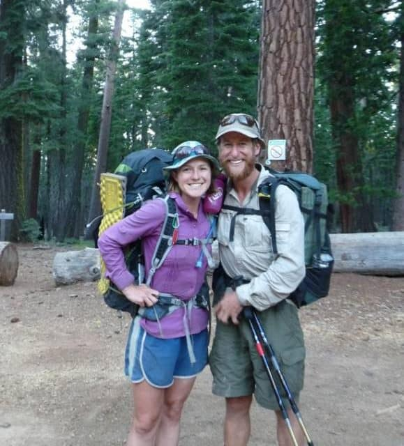 A Trek in From the Trail, Pacific Crest Trail