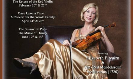 Susanville Symphony Kicks Off 2014-2015 Season