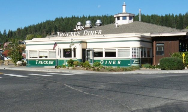 Jax At The Tracks Diner- Truckee, CA +1530.550.7450