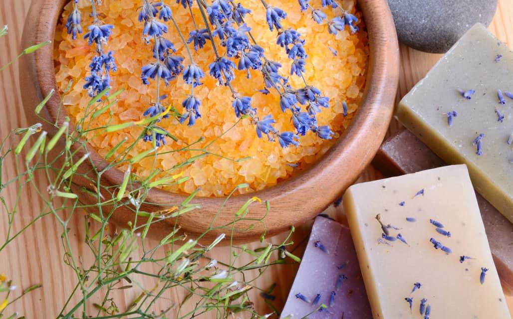 Mandarin Orange Bath Salts