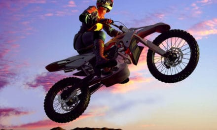 Cycleland- A Race To The Finish