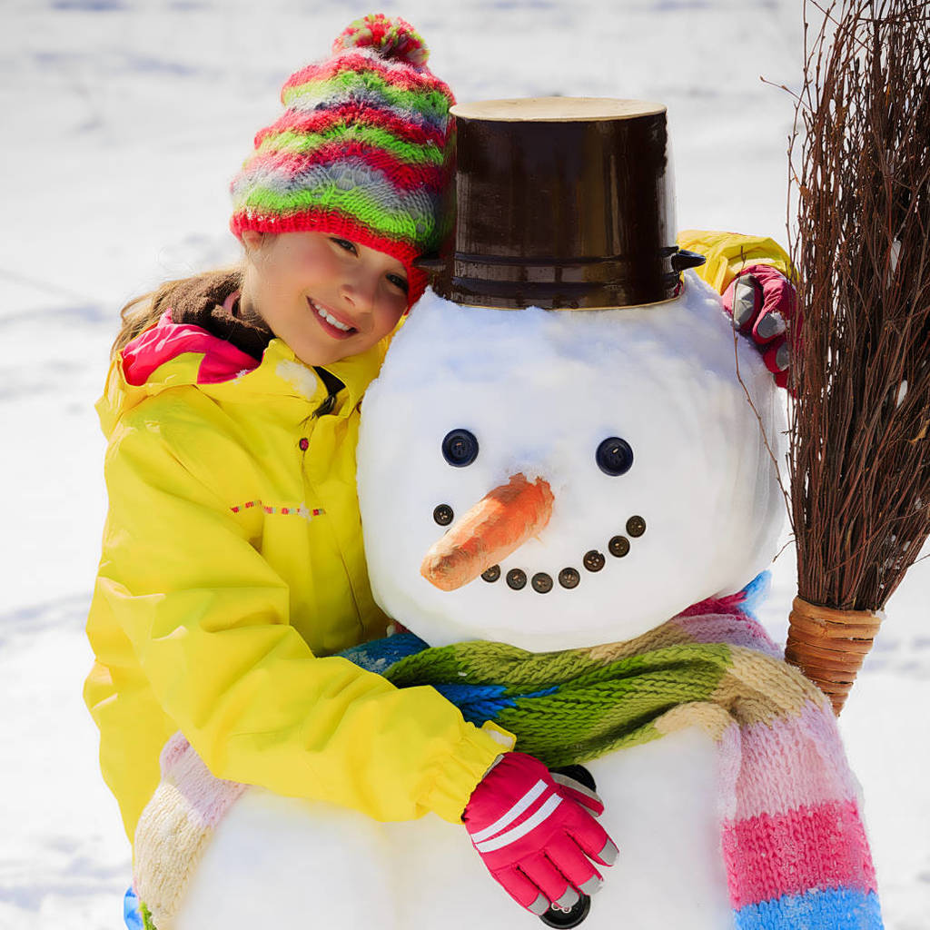 Making the Perfect Snowman | Mountain Valley Living