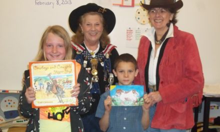PLUMAS SIERRA CATTLEWOMEN IN THE CLASSROOM