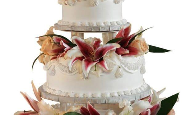 Top Ten Questions When Choosing a Wedding Cake.