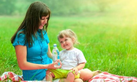 Child Summer Safety, Avoiding Dehydration
