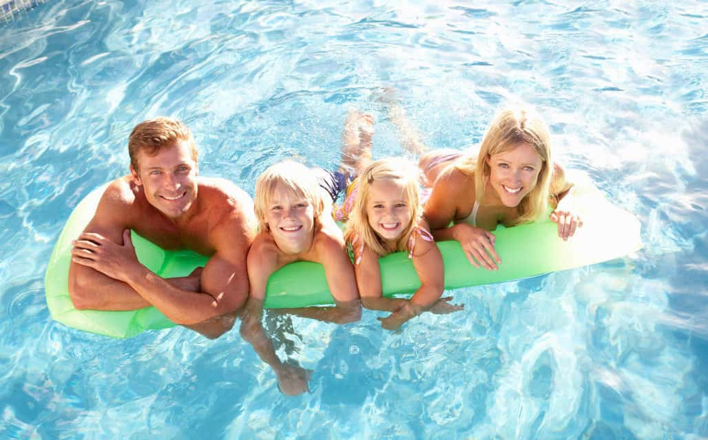 Road Trip Indoors Pool Adds to Family Fun in Anderson