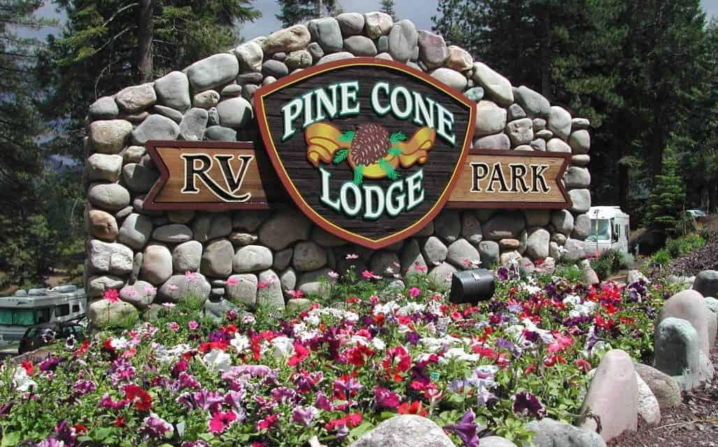 Pine Cone Lodge RV Park Lake Almanor Ca 530-596-3348, Rv Parks, Camping,Cabin Rentals, Campgrounds