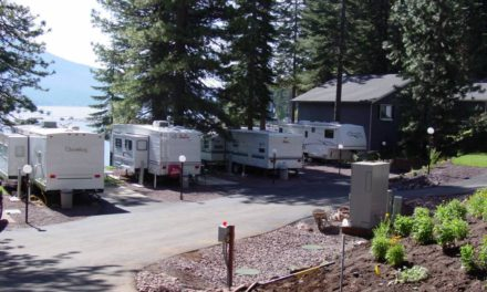 RV Parks at Lake Almanor