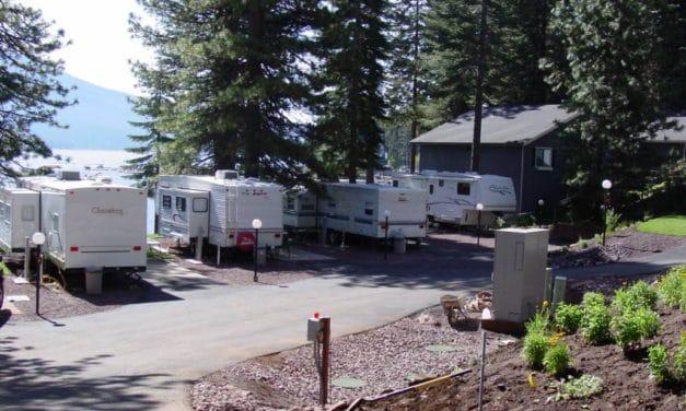 RV Parks at Lake Almanor